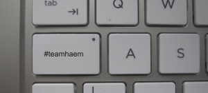 TeamHaem keyboard